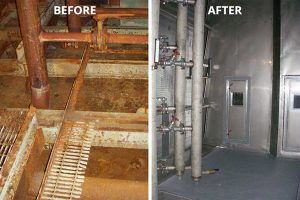 Commercial Air Duct Cleaning in Arlington VA, Fairfax, Reston, Sterling VA