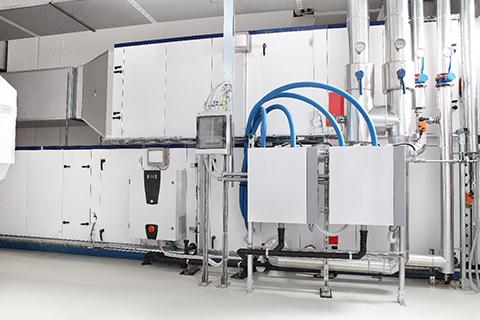 Air Handler Dehumidifier System in Washington DC, Baltimore, and Arlington VA
